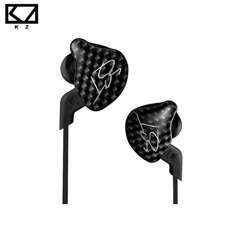 все цены на [Original]KZ ZST Balanced Armature+Dynamic Hybrid In Ear Earphone HIFI DJ Monito Running Sport Earphones Earplug Headset Earbud онлайн