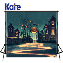 KATE Photo Background Halloween Backdrop Summer Backgrounds Fairy Tale Forest Backdrops Children Photo Background For Boys