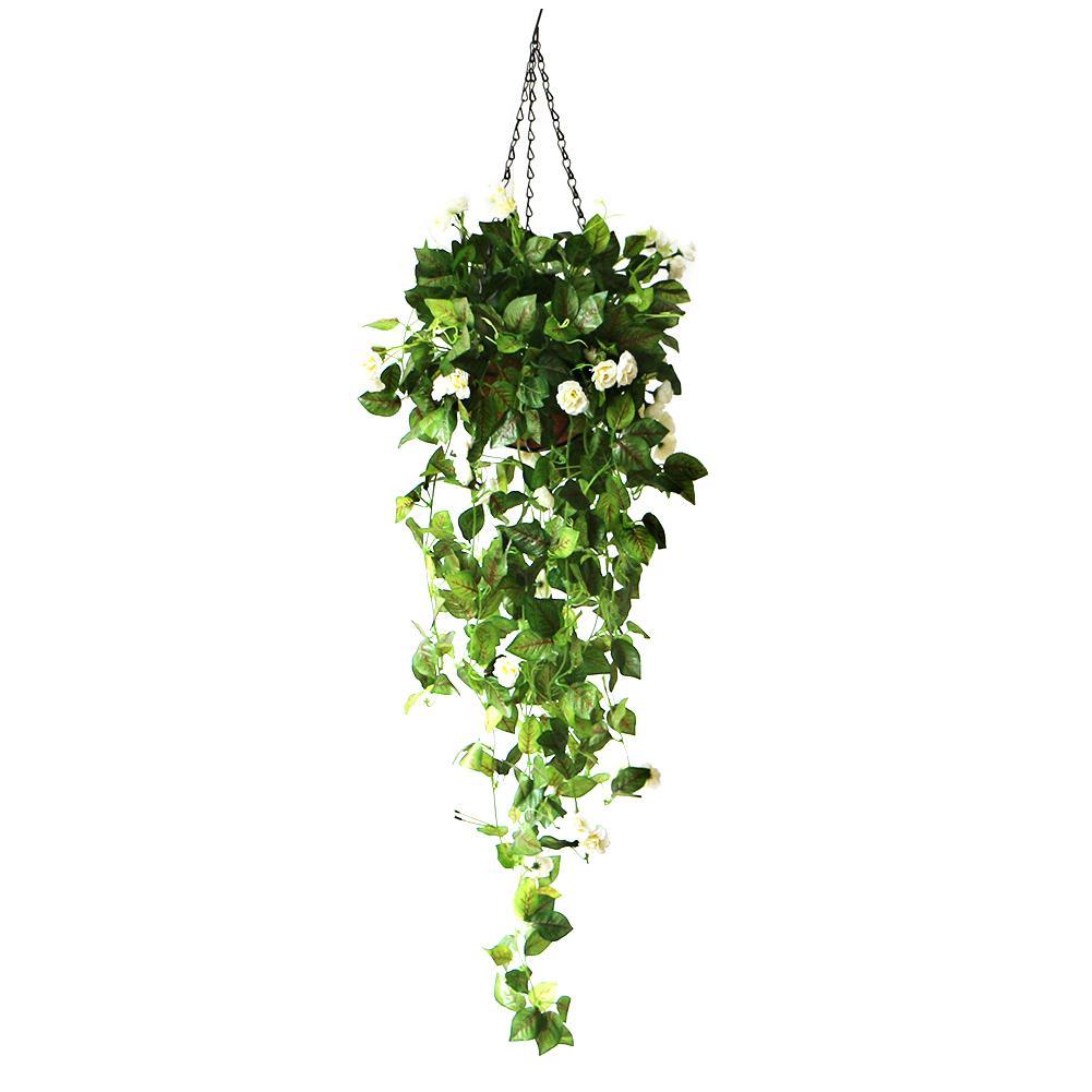 Rose Hanging Basket Bracket Handmade High Quality