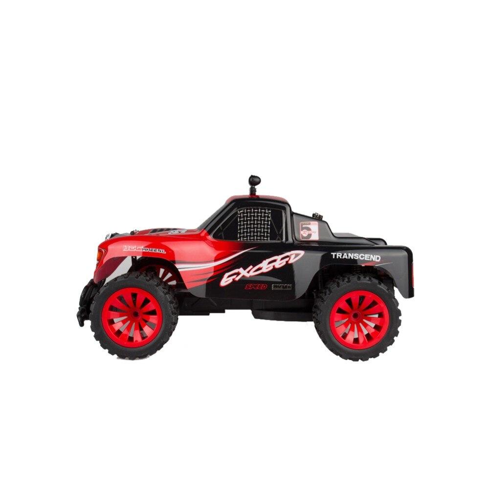 Hoge snelheid rc auto BG1504 1:16 40 km/uur 4wd 2.4 GHZ rc auto hobby afstandsbediening auto korte cursus race truck, Off Road Truck - 5