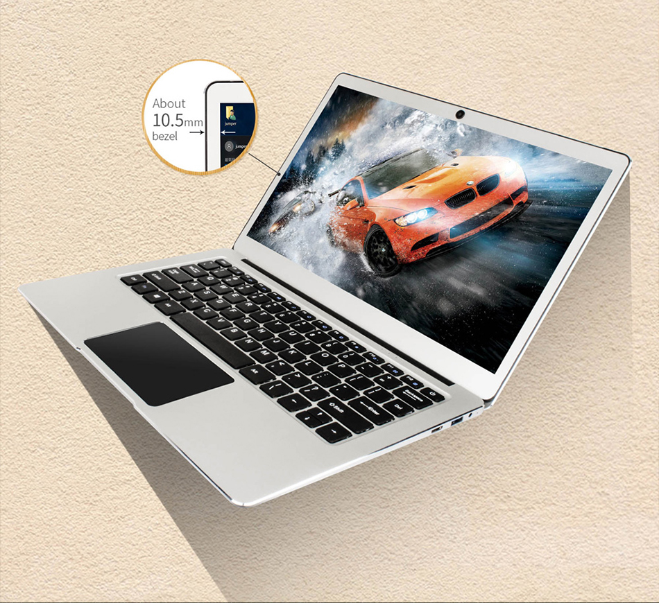 Jumper EZbook 3 Pro Intel Apollo Lake N3450 6G DDR3 64GB eMMC ultrabook IPS 1920 x 1080 laptop with M2 SSD Slot (6)