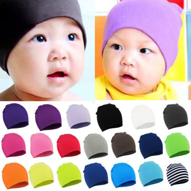 New Unisex Newborn Baby Boy Girl Toddler Infant Cotton Soft Cute Hat Cap Beanie kids baby cotton beanie soft girl boy knit hat toddler infant kid newborn cap