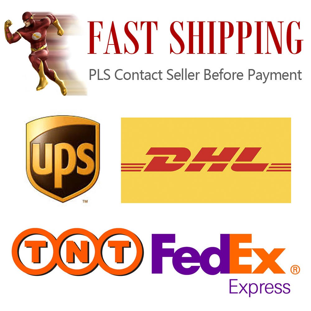 Wraith of East Fast Shipping Fee Payment Link Extra Shipping Cost for DHL/UPS/TNT/Fedex/EMS