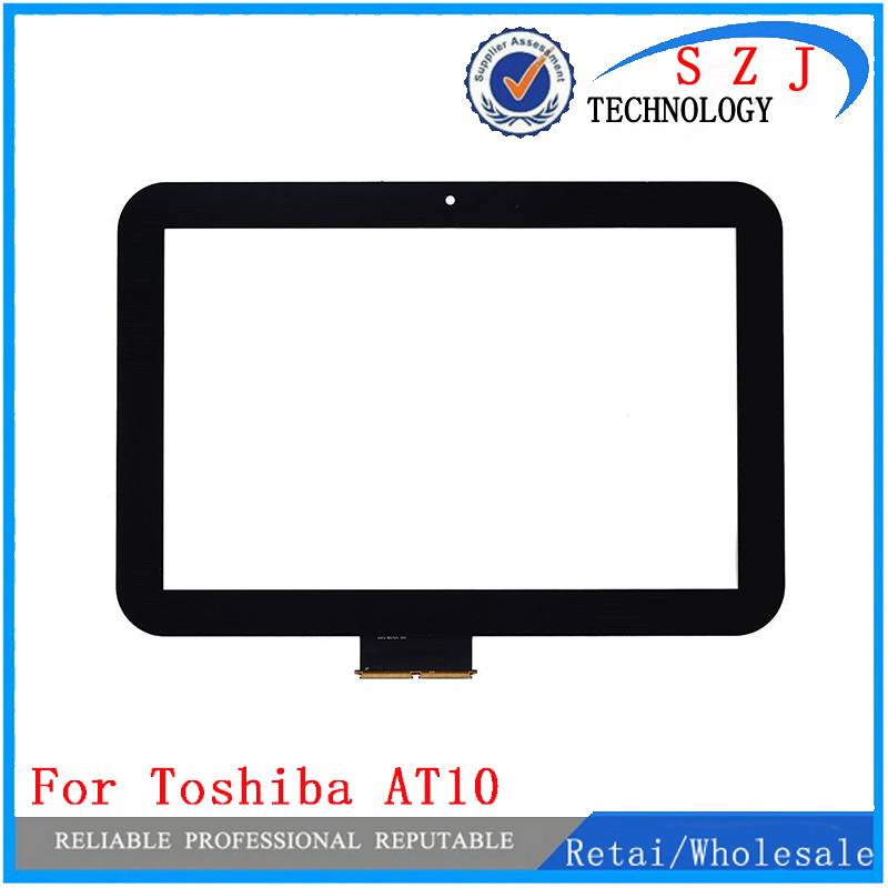 New 10.1 inch FOR Toshiba Excite Pad AT10-A-104 AT10LE-A-109 / AT10LE-A-108 AT10 69.10128.G02 touch screen panel Digitizer in stock genuine micro usb charging dock flex board for toshiba excite at10 a new