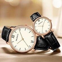 Моды пару часов для любителей Для мужчин часы Для женщин watche сладкий водонепроницаемые часы гриль и мальчик смотреть relogio masculino часы
