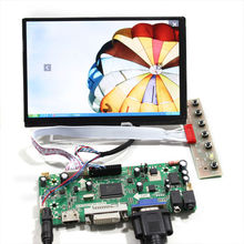 HDMI+VGA+DVI Lcd controller Board+7inch 1280*800 N070ICG-LD1/LD4 IPS LCD Screen for Raspberry pi
