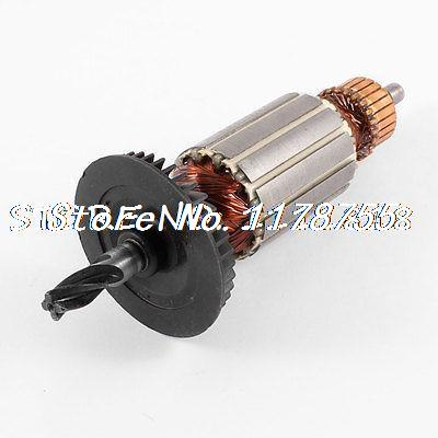 AC220V Electric Impact Drill 4-Teeth Shaft Armature Rotor for Bosch GBH 2-20seAC220V Electric Impact Drill 4-Teeth Shaft Armature Rotor for Bosch GBH 2-20se