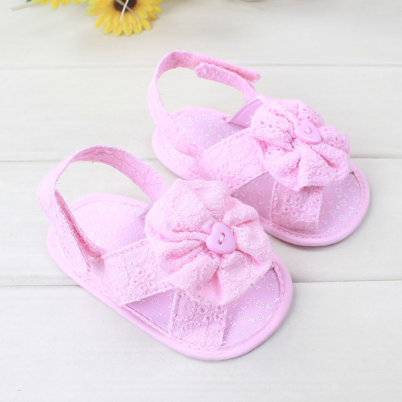 6bbde2d9f4e69 US $8.89 |newborn baby girl shoes pink red black yellow white flower shoes  slippers baby for spring Toddler Moccasins first walkers في newborn baby ...