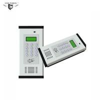 GSM Access Control Door Alarm System 850 900 1800 1900MHz LCD Screen 1000 Authorized Number Door