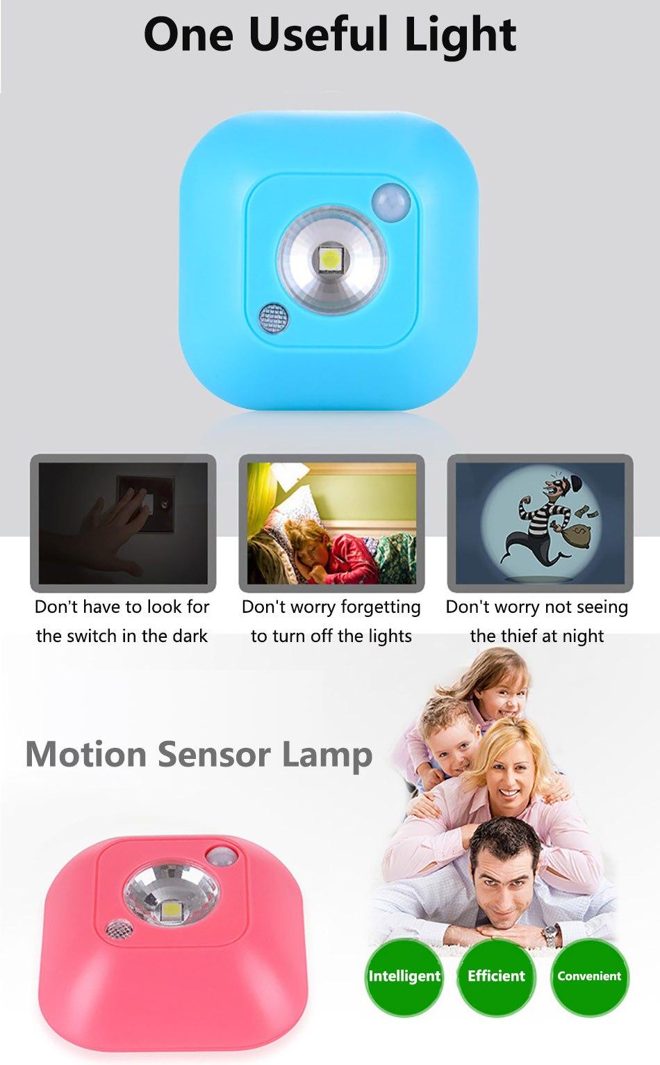 Motion Sensor Light 1