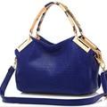 2017 New fashion crocodile bags handbags women famous brand designer messenger bag women crossbody bags bolsas femininas handbag