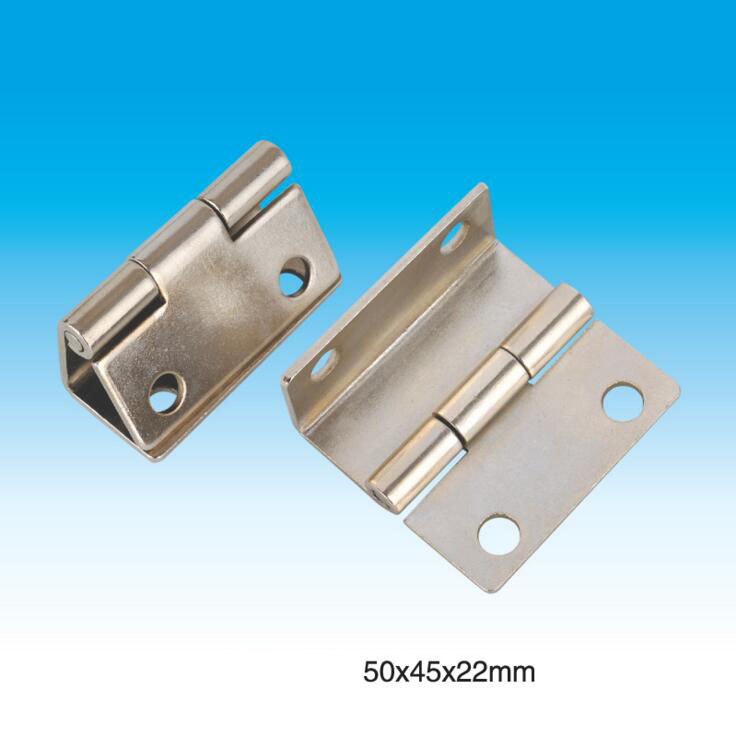 Cabinet door hinge / hinge Furniture Hardware / Tools Hinges 50X45X22MM 2pcs 90 degree concealed hinges cabinet cupboard furniture hinges bridge shaped door hinge with screws diy hardware tools mayitr