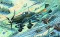 Trompetista 03218 1/32 Junkers Ju 87G-2 Stunka Kit Modelo de Avião
