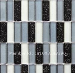 Щитка мозаика настенная плитка Гарантировано 100%/стеклянная мозаика плитка/кристалл мозаики/оптовая и розничная/ASTM123/бассейн мозаика