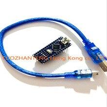Nano 3.0 controller compatible with arduino nano CH340 USB driver with CABLE NANO V3.0