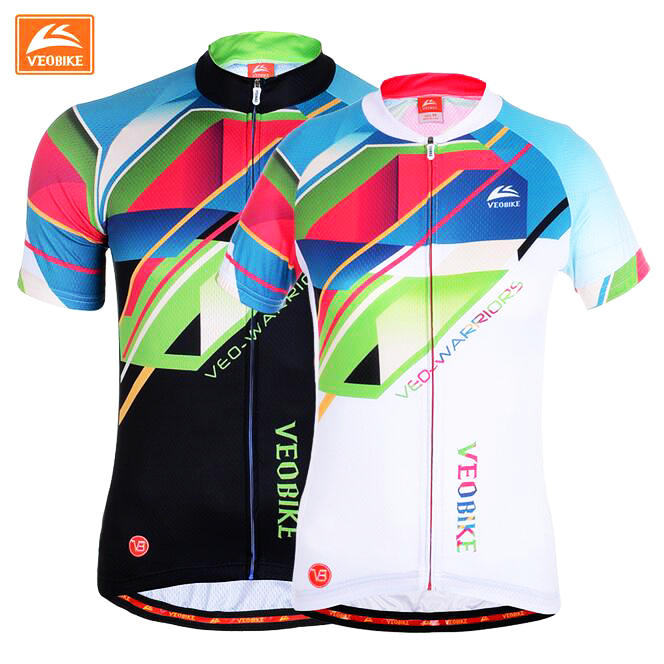 VEOBIKE 2018 Couple Men Women Cycling Jersey Bike Bicycle Short Sleeve Tee Shirt Cycling Jersey bicycle wear cycling clothing donen women s cycling jersey clothing outdoor sport bike cloth bicycle jacket short sleeve jersey breathable perspiration