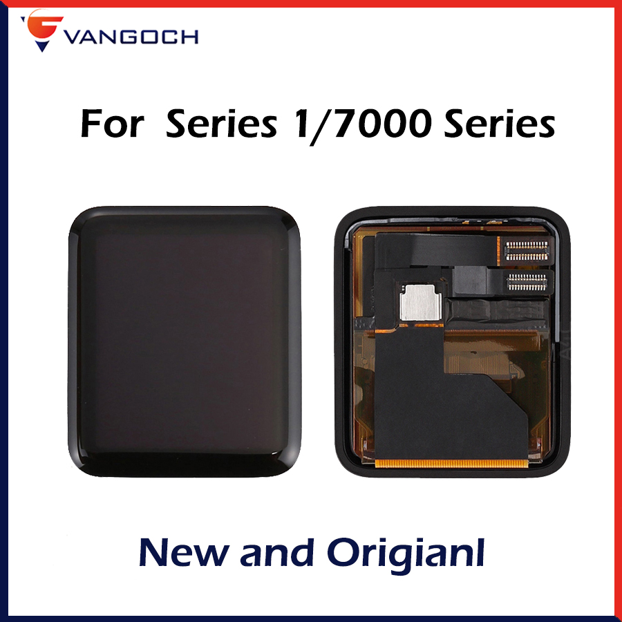 Original AAA For Apple Watch Series 1/ 7000 Series LCD Display Touch Screen Digitizer 38mm/42mm Pantalla Replacement free gift