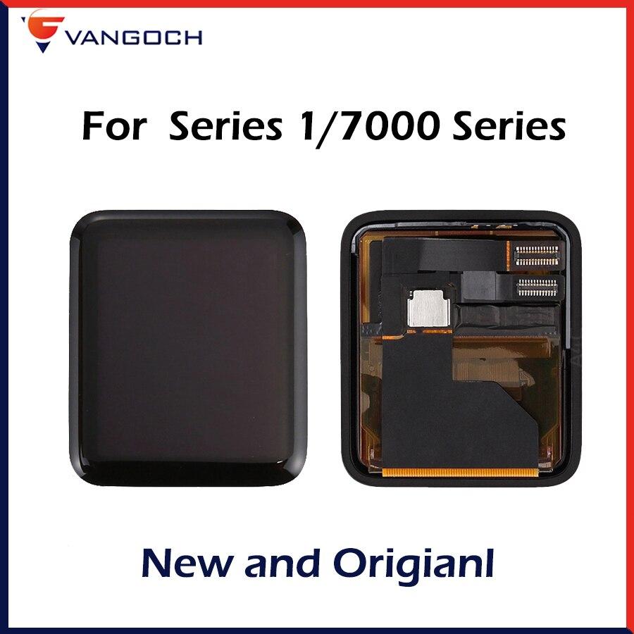 Original AAA pour Apple Watch série 1/7000 série LCD écran tactile numériseur 38mm/42mm pièce de rechange sans cadeau