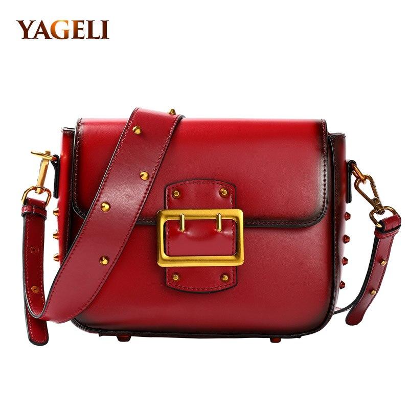 2018 petit sac à bandoulière en cuir véritable de luxe pour femme sac à bandoulière en cuir pour femme