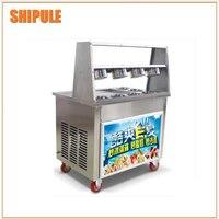 Máquina de yogur  fritos  máquina comercial de helados fritos  máquina de helados fritos