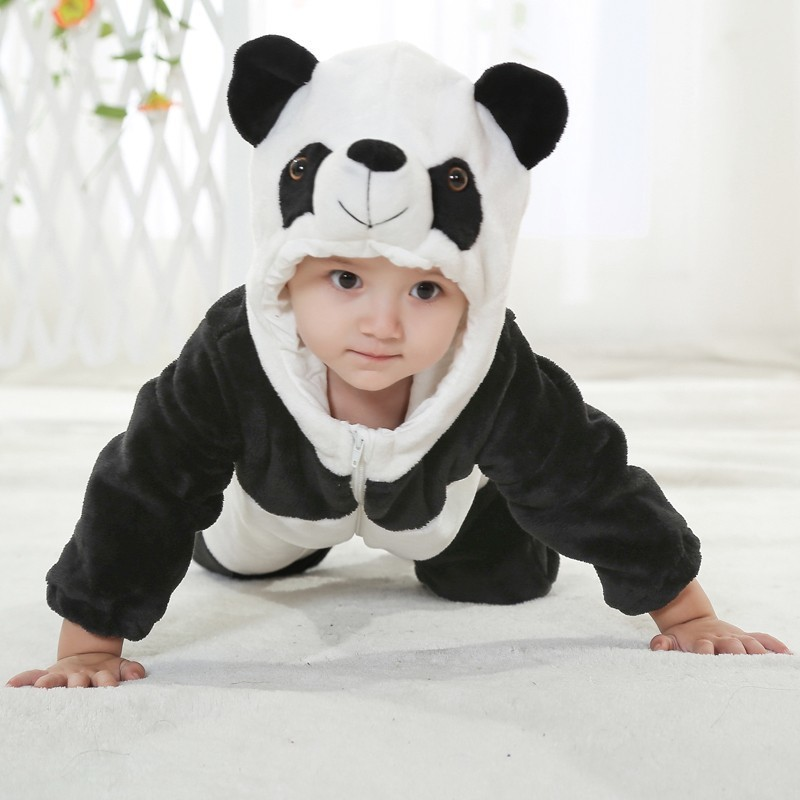 Animal Rompers Baby Clothing Newborn Autumn winter baby clothes Superman Batman 3-24m boys girls Outwear Jumpsuit YAOYAO BEAR unisex baby boys girls clothes long sleeve polka dot print winter baby rompers newborn baby clothing jumpsuits rompers 0 24m