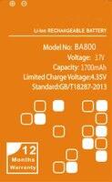 1700mAh BA800 Battery For Sony Ericsson V LT26i Arc HD Xperia V LT25i LT25C LT26 LT25C