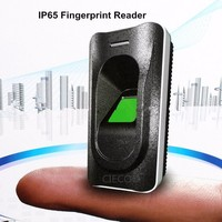 ZK security device high waterproof machine FR1200 fingerprint reader suitable for CRT F18 ,CRT F10,CRT F702 with finger+SD