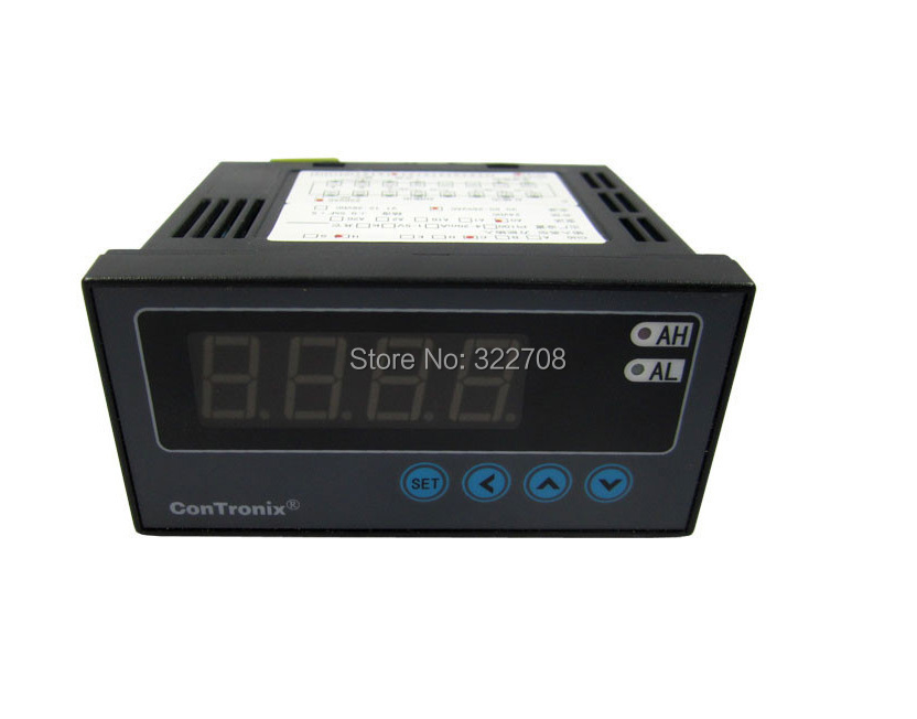 Free shipping! Ch6 digital temperature controller temperature control panel for the IR6000 IR9000 BGA Rework Station dmx512 digital display 24ch dmx address controller dc5v 24v each ch max 3a 8 groups rgb controller