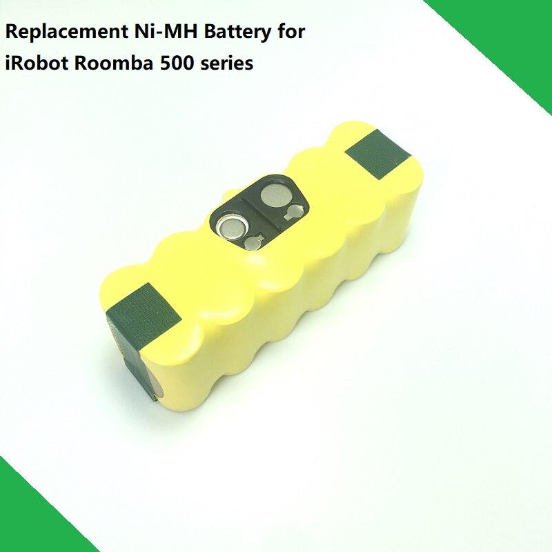 4500mAh 14 4 V Battery for iRobot Roomba 500 600 700 800 900 Series Vacuum Cleaner