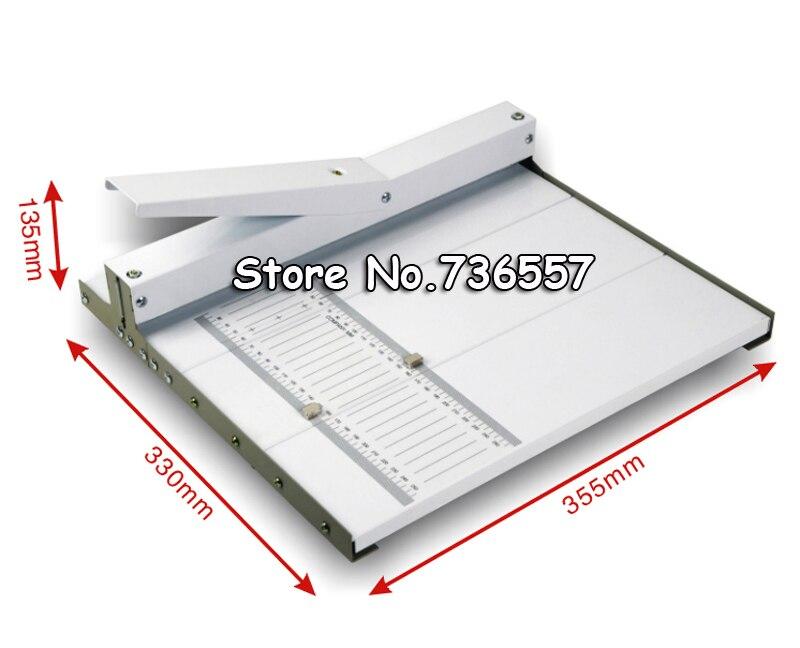 Y350 14Inch All Metal Creasing Scoring Machine Paper Scorer Creaser