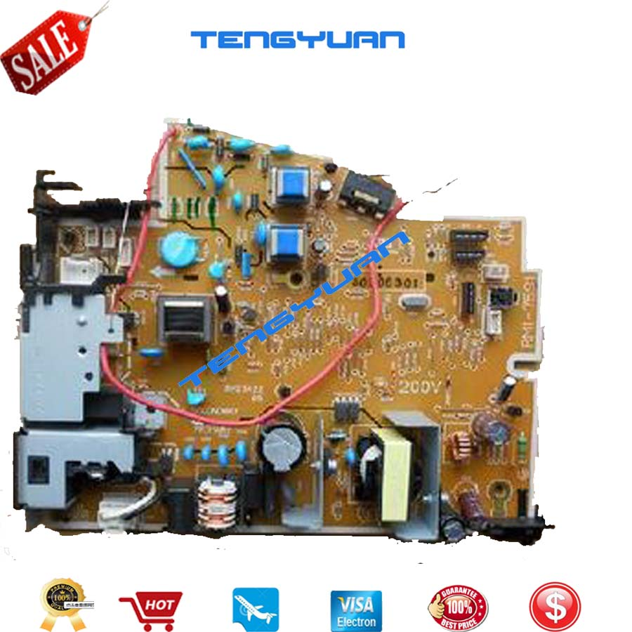 Tested original for HP M225/M226 Power supply Board RM2-7633-000CN RM2-7633 RM2-7632 RM2-7632-000CN printer parts on sale new original for hp m125 m125a m126 m127 m128 fuser assembly rm2 5134 rm2 5134 000cn rm2 5133 000cn rc2 9205 rm2 5133