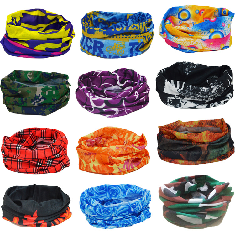 SexeMara Bandanas Magic Sport Headband 1000pcs/lot Scarves