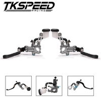 Universal 17.5mm PX1 motorcycle disc brake Frando pump Radial master cylinder lever 7/8 22mm For Yamaha Kawasaki Suzuki Honda