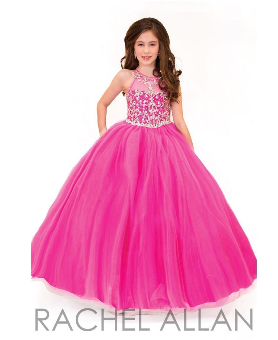 Popular Girls Formal Pageant Dresses-Buy Cheap Girls Formal ...