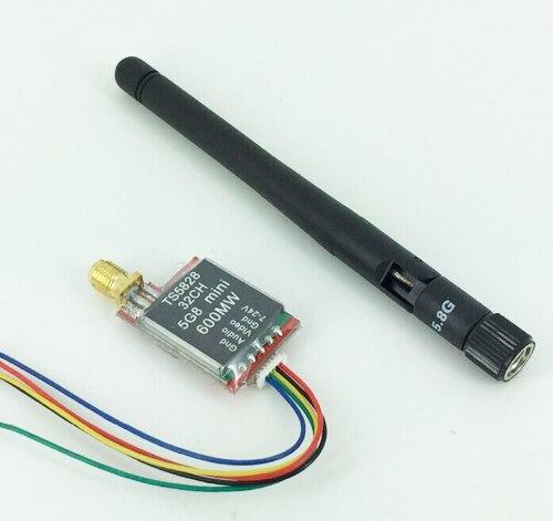 TS5828 5.8 ГГц аудио/видео 32 канал 600 МВт FPV А. В. Беспроводной Передатчик Модуль для Мини Multicopter