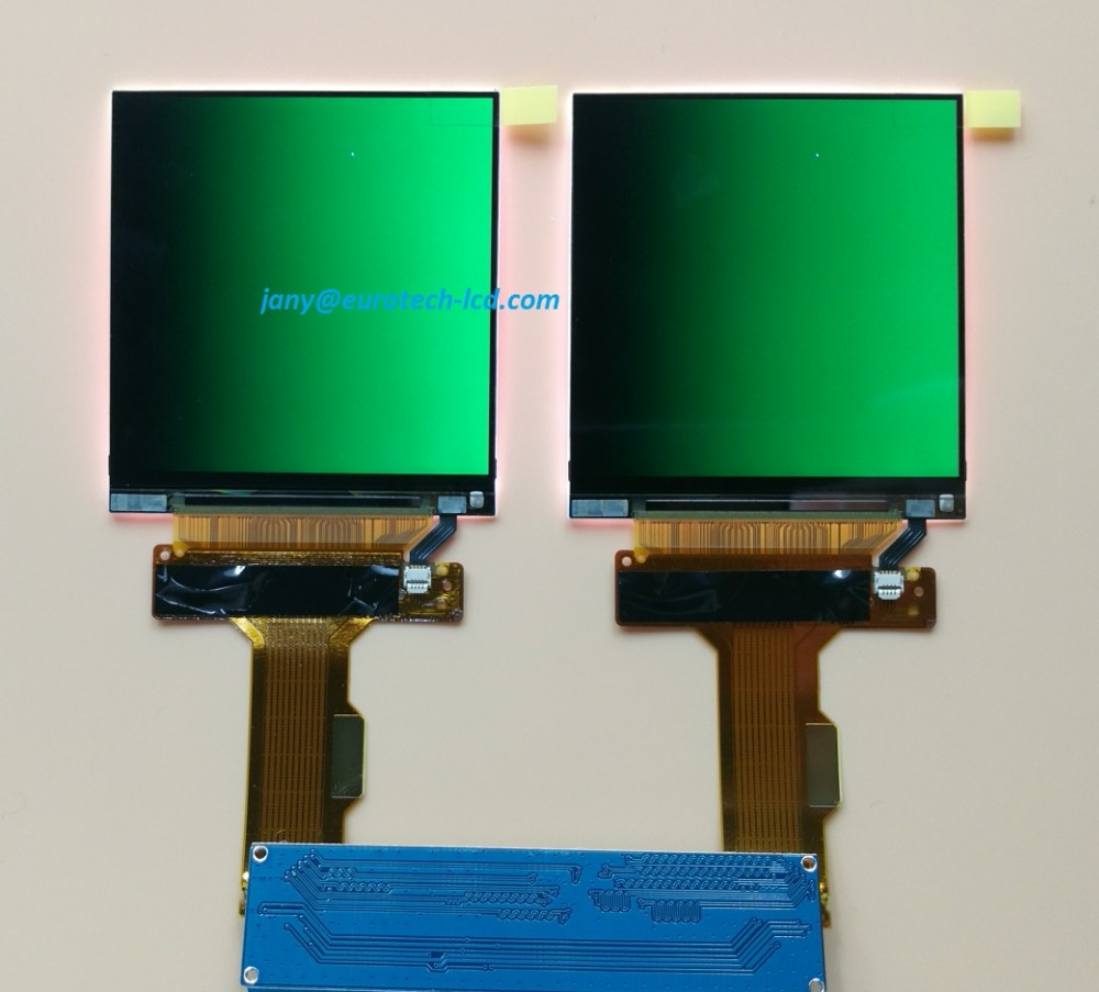 2 9 inch 1440 1440 2k dual lcd screen display with hdmi to