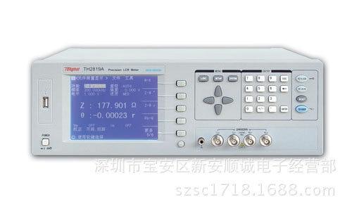 6 digit display resolution Precision Digital LCR Meter TH2819A 20Hz 200kHz