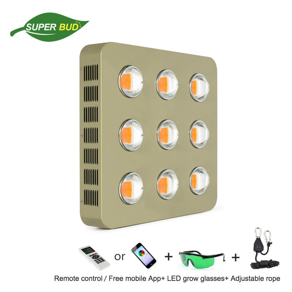 VENUS SK LED grow light COB sunlight chip 400W 600W 800W 900W 1600W full spectrum dimmable