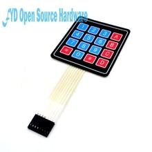 1pcs 16Key 4 x 4 Membrane Switch Keypad 4×4 Matrix Array Matrix keyboard