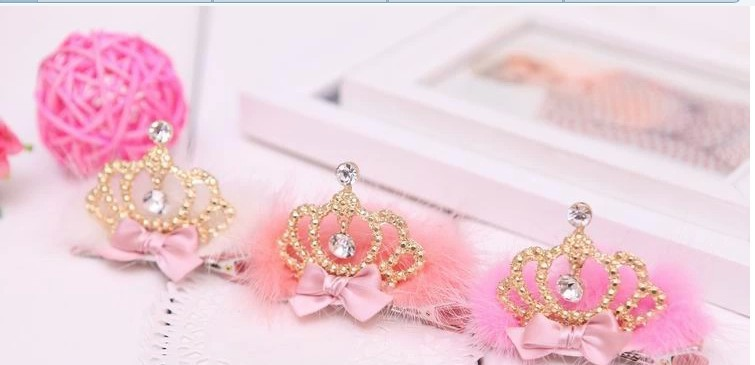 Fashion Cute Princess headwear hair accessories crown tiara hairbands children kids girl baby gift Hair Band Headband - Just Me store