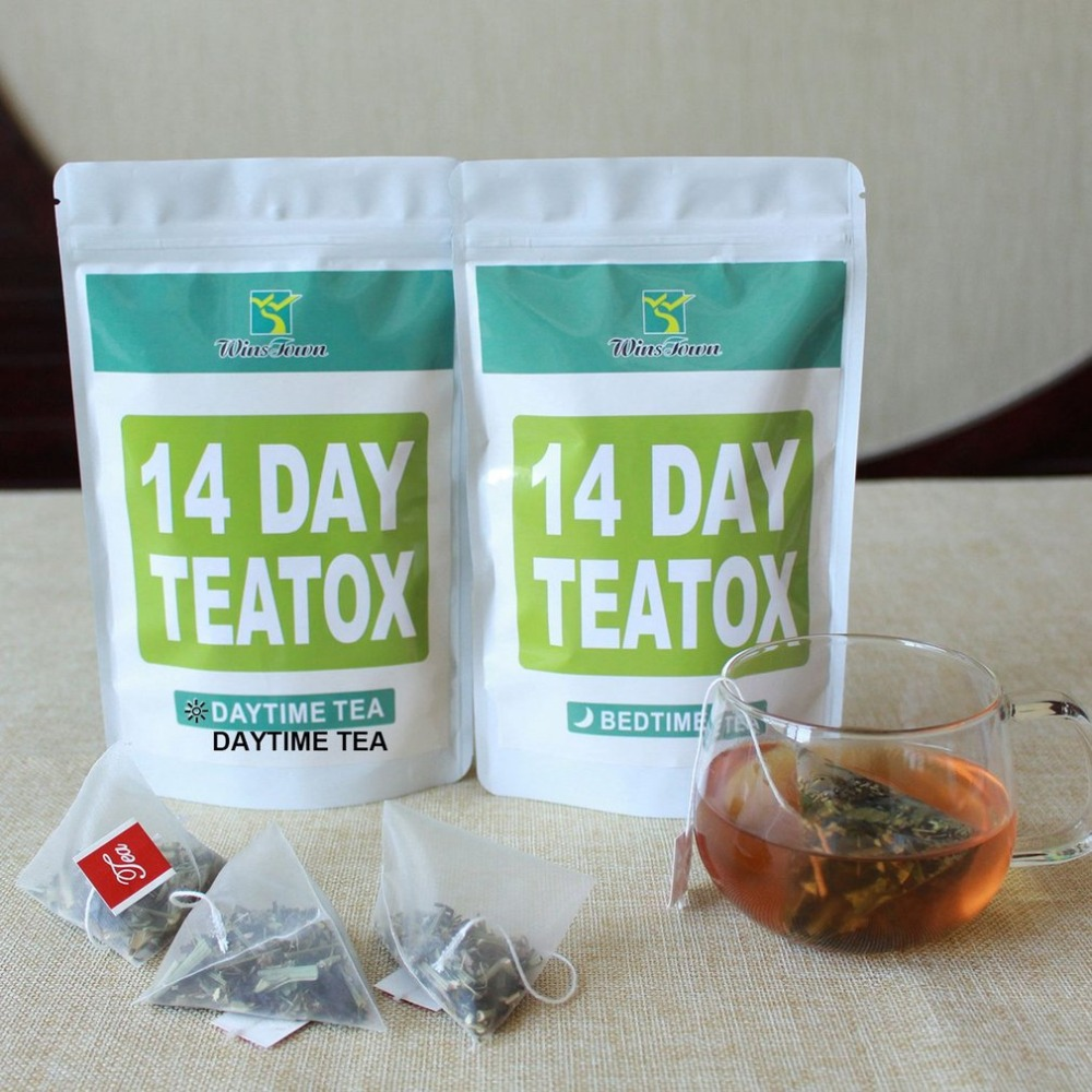 14 Days Natural Fat Burner Buring Tea Weight Loss Tea for Women and Men Herbal Skinny Teatox Tea for Weight Losing premium strip line kuding tea kuding the chinese tea kuding health care loose herbal tea 50g