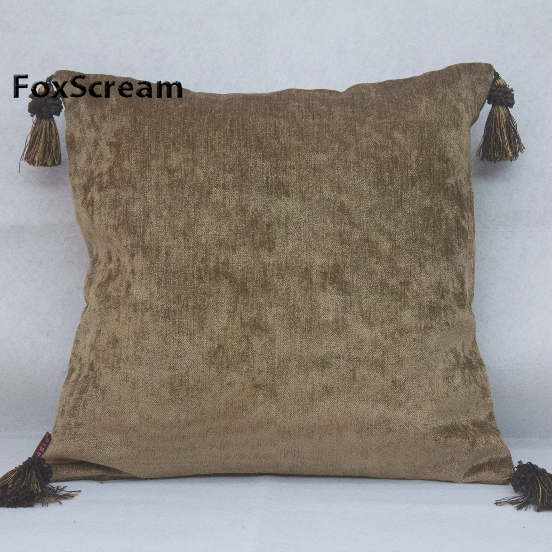 Chairfx Chair Covers Eu Best Big And Tall Beach European Decorative Throw Pillowcase Solid Purple Gray