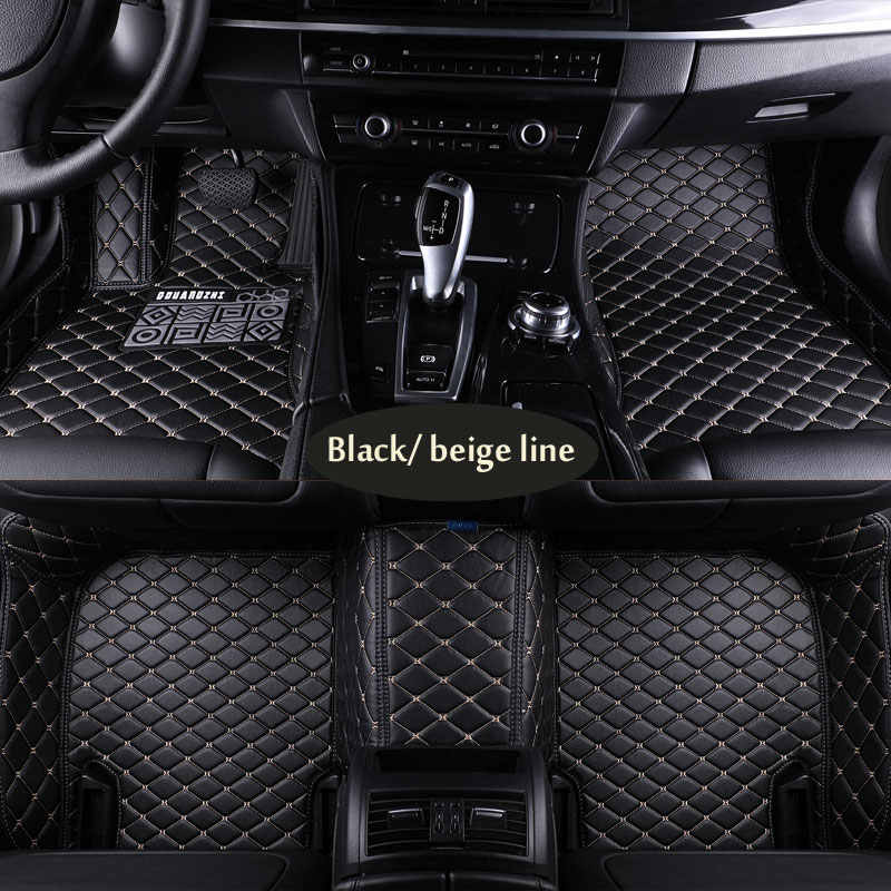 Toyota Floor Mats >> Detail Feedback Questions About Car Floor Mats For Toyota Hilux