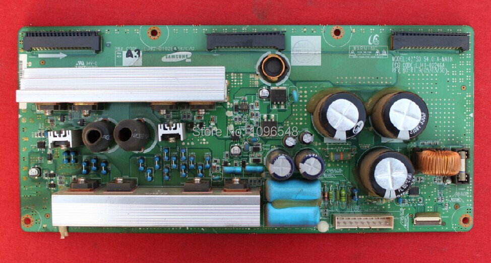 Free Shipping>original!!!  LJ41-02246A LJ92-01029A Zboard screen S42SD-YD07 TPW-4211PH original dc1052a a free shipping