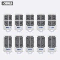 KERUI 10 шт Беспроводной Управление Лер для W1 W2 W17 W18 W19 G18 G19 G183 G193 8218G 8219G сигнализации дома Системы удаленного Управление