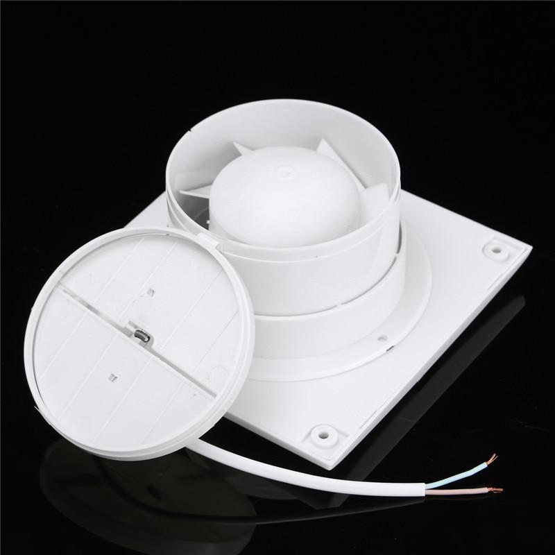Mini Wall Window Exhaust Fan Bathroom Kitchen Toilets Ventilation Fans Windows Installation In From Home Appliances On