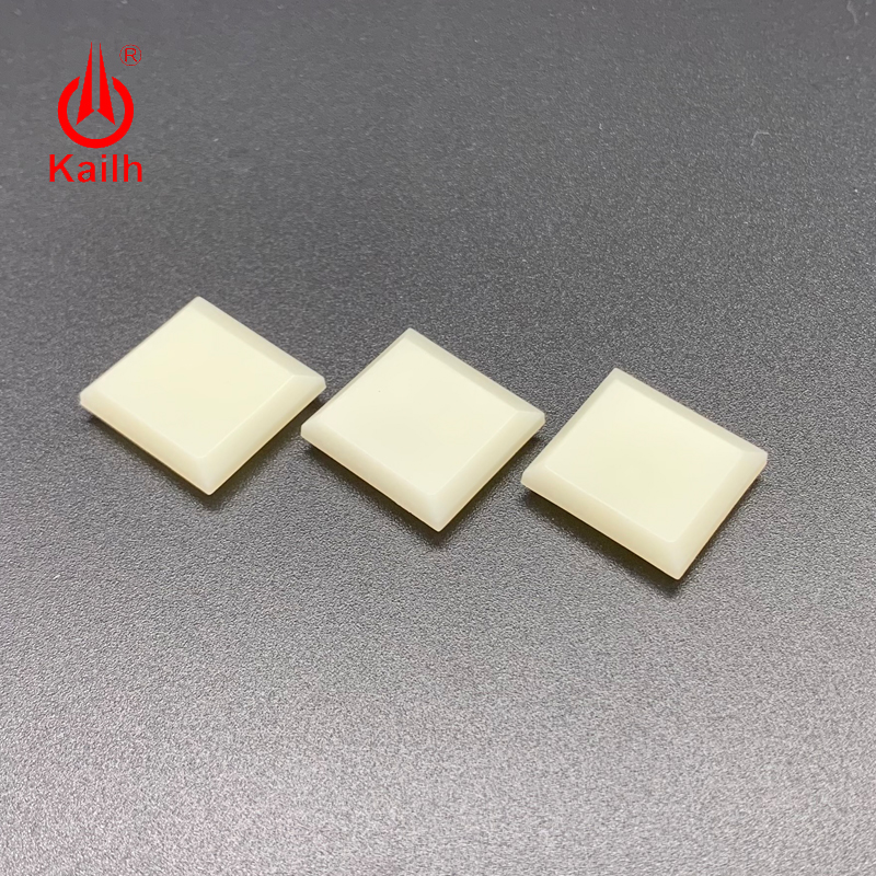 Kailh 1 0u Low Profile Keycaps 1350 chocolate switch special cream white for gaming DIY mechanical keyboard ABS material 30PCS in Replacement Parts Accessories from Consumer Electronics