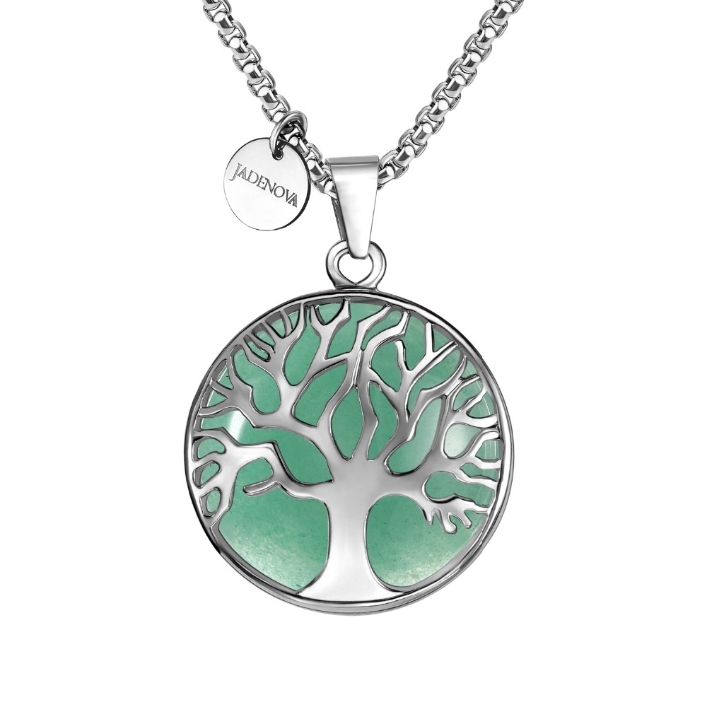 Купить ожерелье «древо жизни» ожерелье с подвеской в виде драгоценного