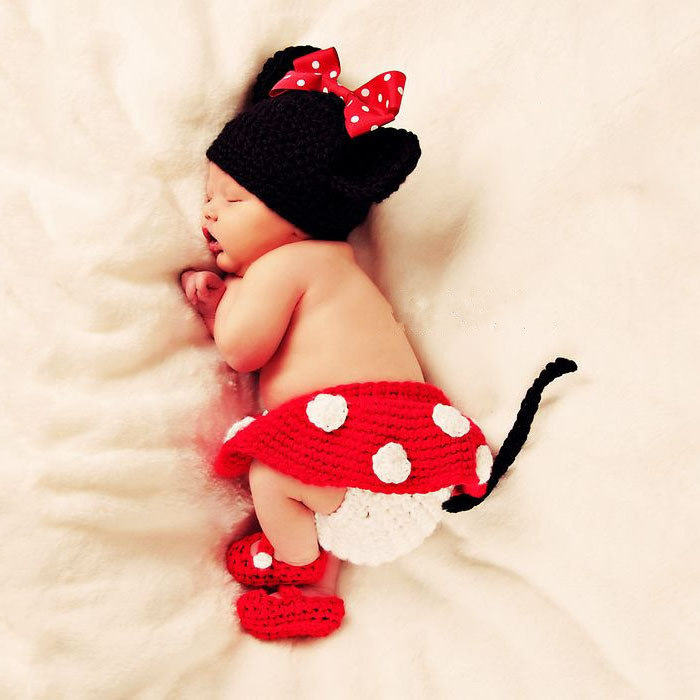 newborn boy girl baby crochet knit costume cute halloween costume clothingin hats u0026 caps from mother u0026 kids on alibaba group