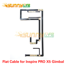 Inspire PRO X5 Gimbal Flat Cable Gimbal Protector Protection Flat Wire Repairing Accessory for DJI Inspire PRO Zenmuse X5 Gimbal